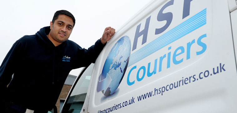 Local Northampton Same Day & National Courier | HSP Couriers